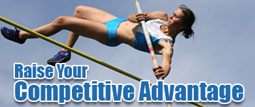 Raise Your Competitive Advantage
